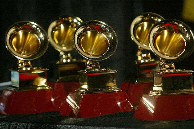 Grammy Awards ready to be handed out