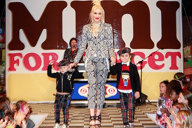 Gwen Stefani Celebrates Launch Of Her Harajuku Mini For Target Collection At Target-Sponsored Party