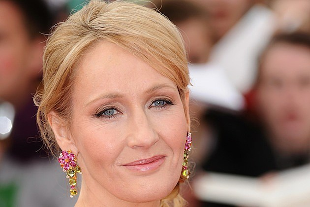 Harry Potter And The Deathly Hallows - Part 2 - World Film Premiere j.k. rowling