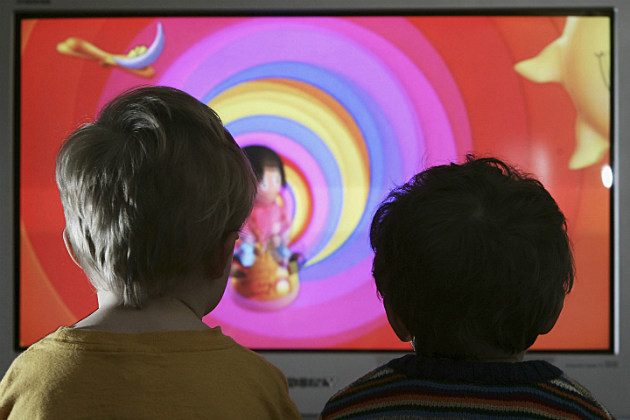 Report Finds that TV is Unhealthy for Kids