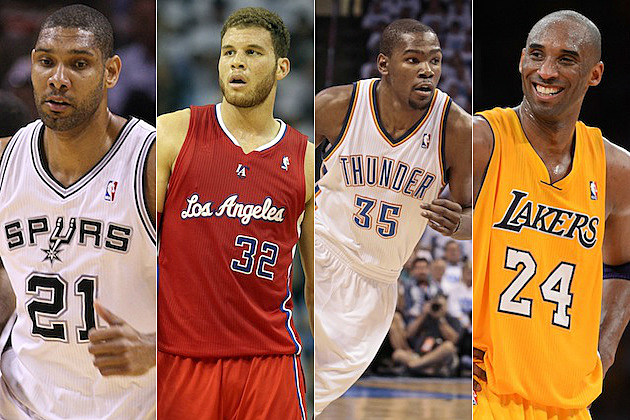 Western Conference  NBA Preview