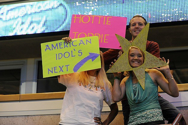American Idol Season 9 Auditions – Inside