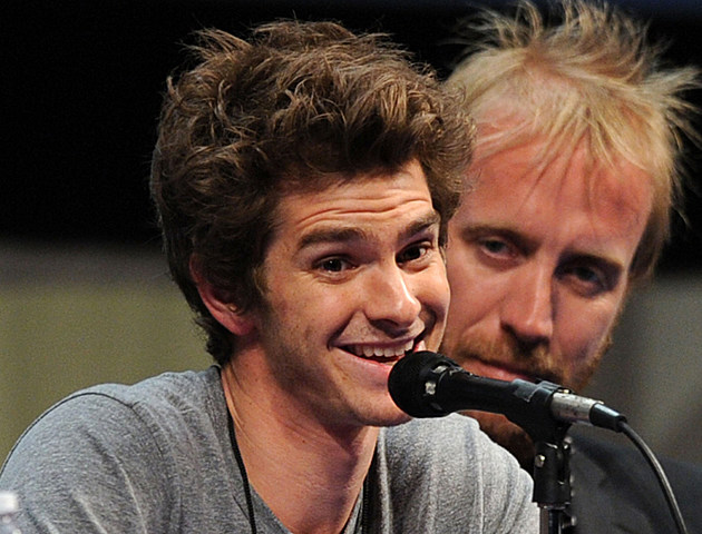 Andrew Garfield-Spider Man