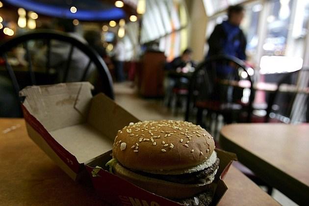big mac mcdonald's fast food hamburger