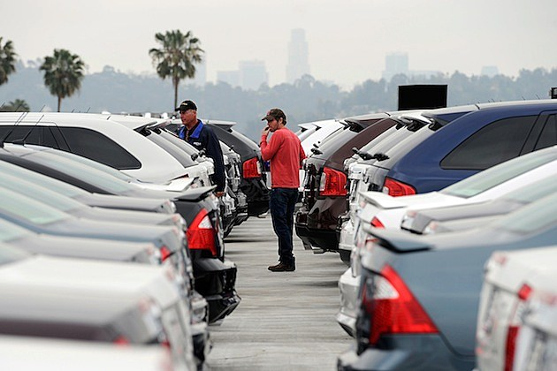 New Car Sales For 2012 To Date Forecast Best Year Since 2007 car dealership seller