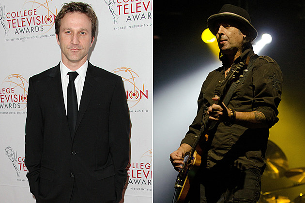 Celebrity Birthdays for May 7 - Breckin Meyer and Phil Campbell