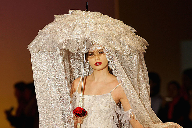 it s wedding season time for the 15 craziest wedding dresses of all