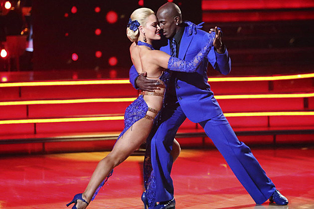 Donald Driver shirtless - 'DWTS' winner