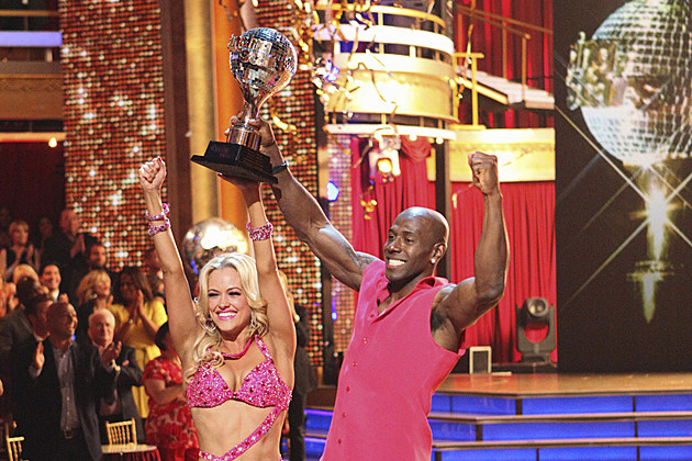 Donald Driver Wins 'Dancing with the Stars'