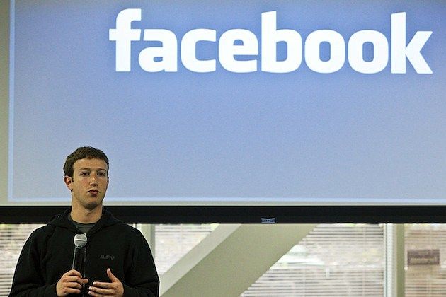Facebook Executives Outline New Simpler Privacy Controls mark zuckerberg
