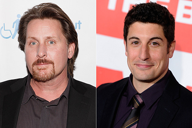 Emilio Estevez, Jason Biggs
