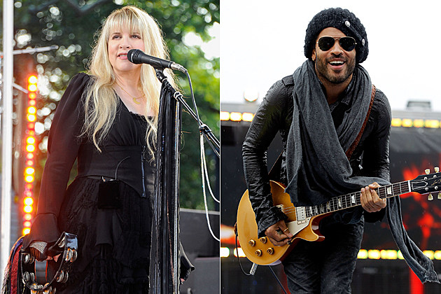 Stevie Nicks, Lenny Kravitz