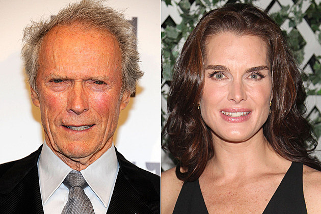 Clint Eastwood, Brooke Shields