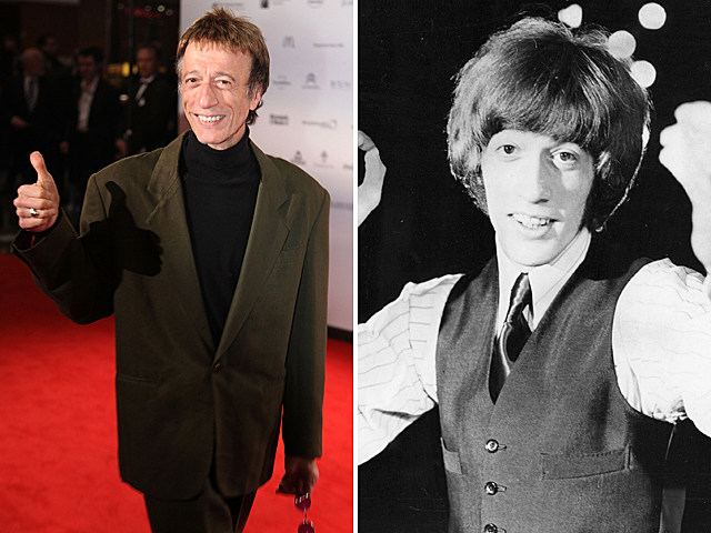 Robin Gibb of the Bee Gees dead
