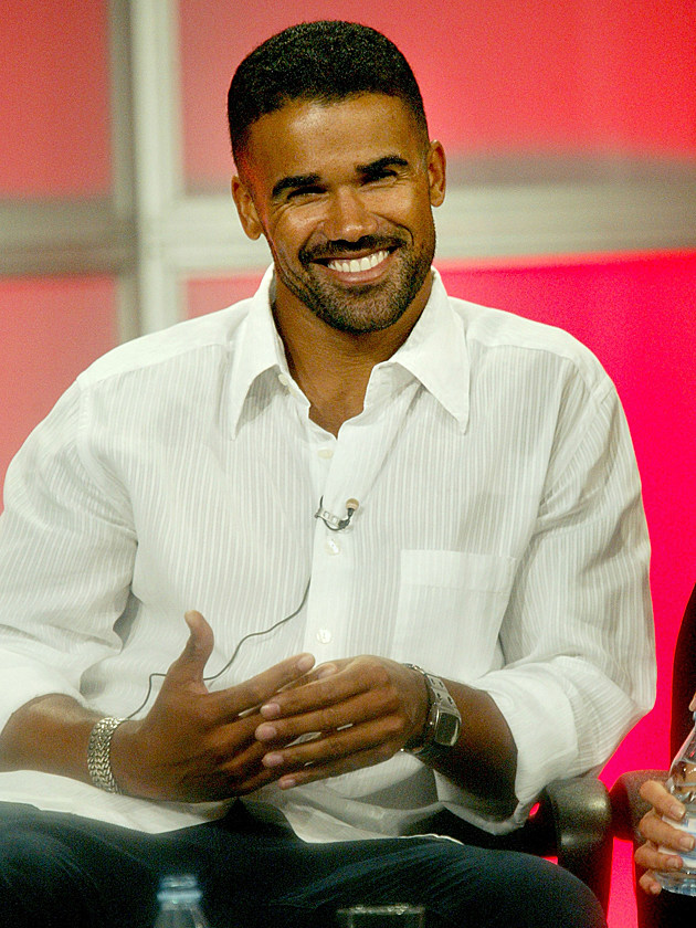 Shemar Moore from 'Criminal Minds'