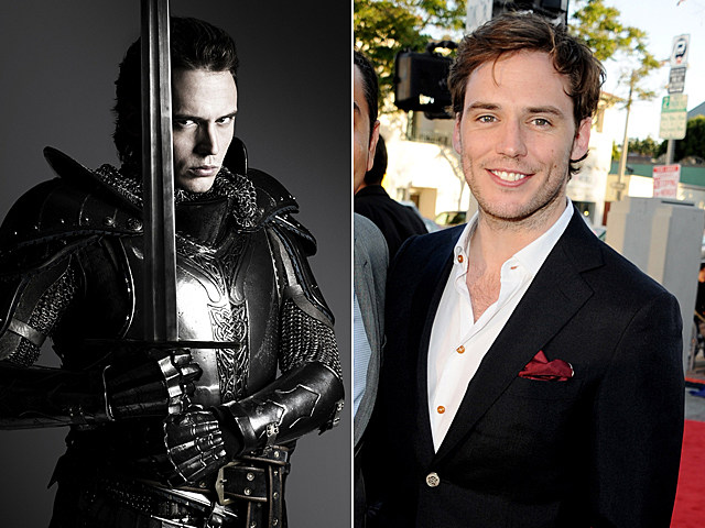 'Snow White and the Huntsman' - Sam Claflin
