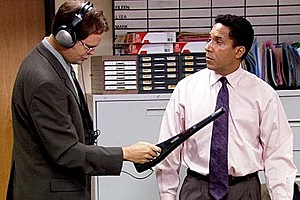 "'The Office' - ""Gaydar"""