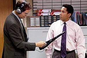 "'The Office' - ""Gaydar"""