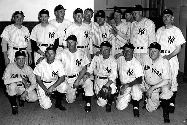 Babe Ruth and 1923 Yankees