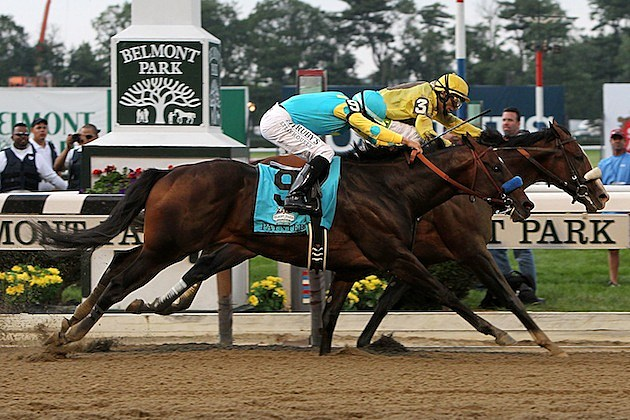 Union Rags Belmont Finish