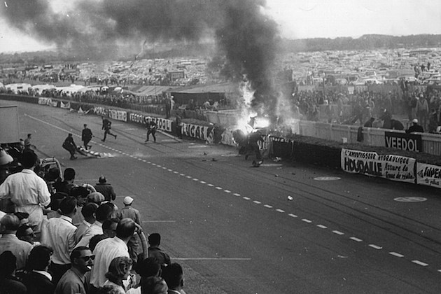 LeMans Crash