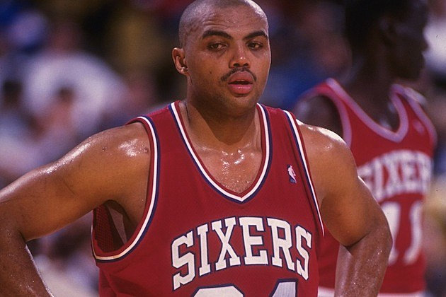 Charles Barkley Traded