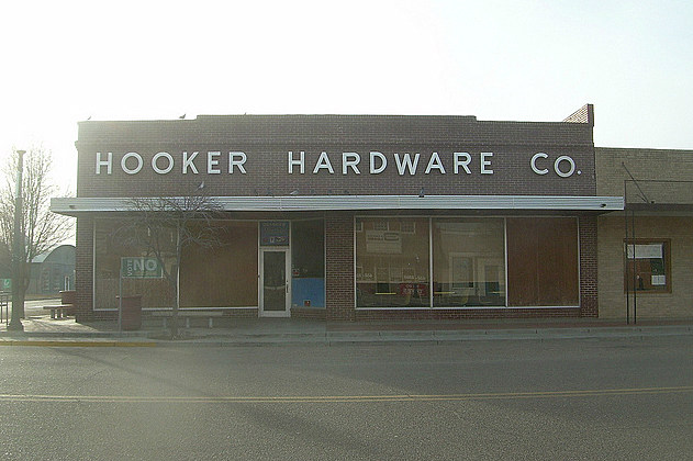 Hooker, OK