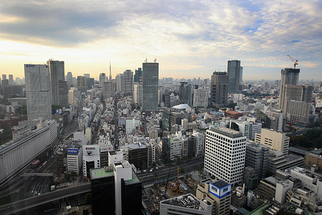 Tokyo Ranks as the World's Most Expensive City