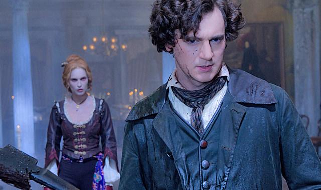 Benjamin Walker, 'Abraham Lincoln: Vampire Hunter'