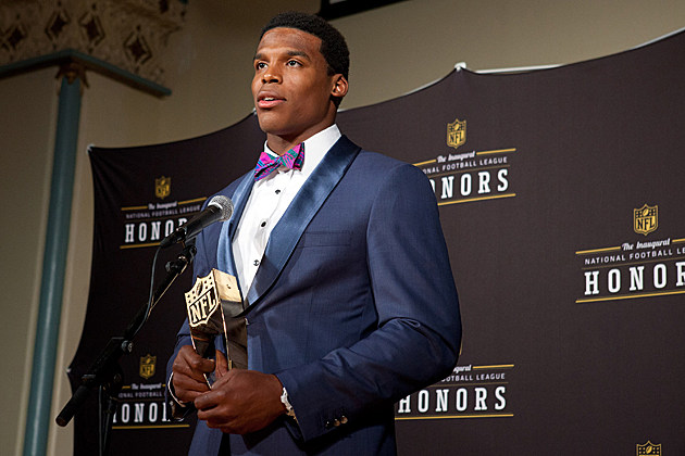 Cam Newton NFL Honors