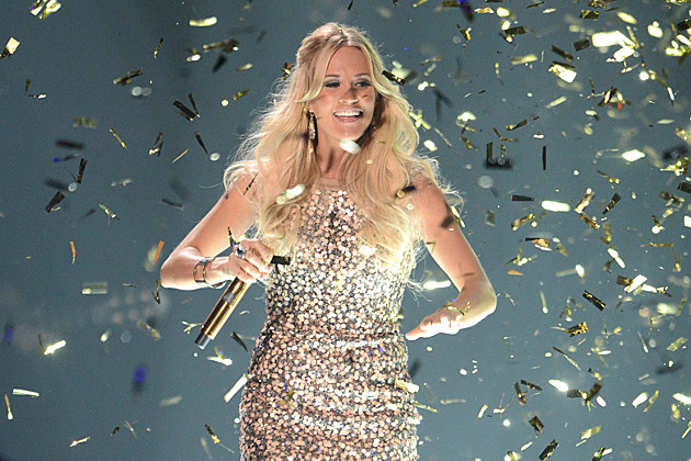 Carrie Underwood the CMT Music Awards
