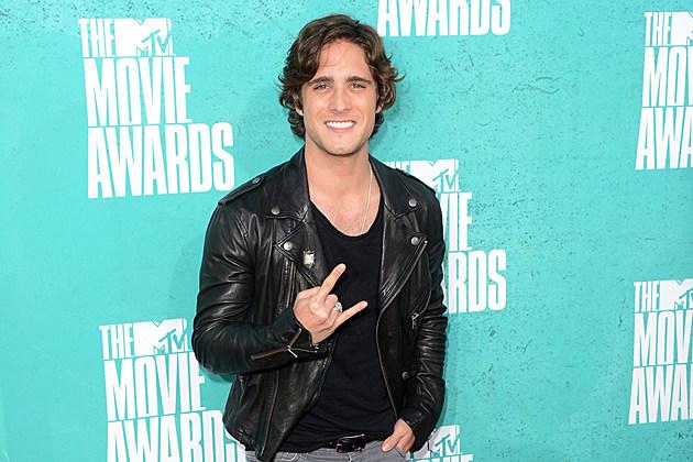 Diego Boneta at the 2012 MTV Movie Awards