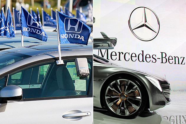 Highest-Rated Auto Companies