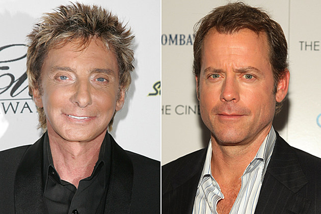 Barry Manilow, Greg Kinnear