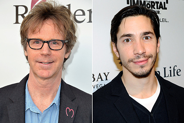 Dana Carvey, Justin Long