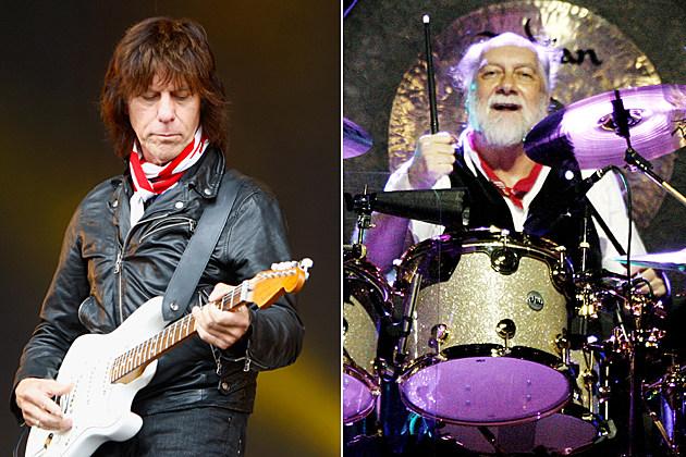 Jeff Beck, Mick Fleetwood