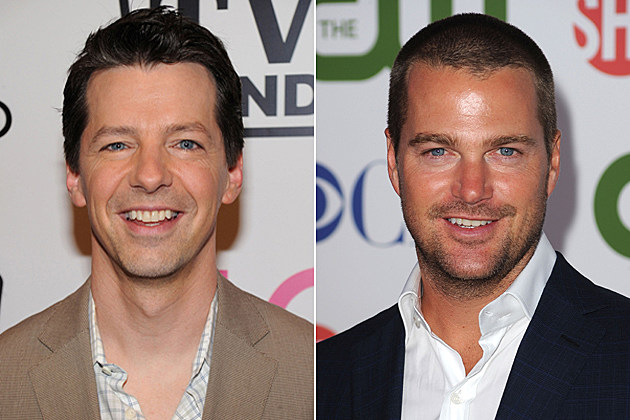 Sean Hayes, Chris O'Donnell
