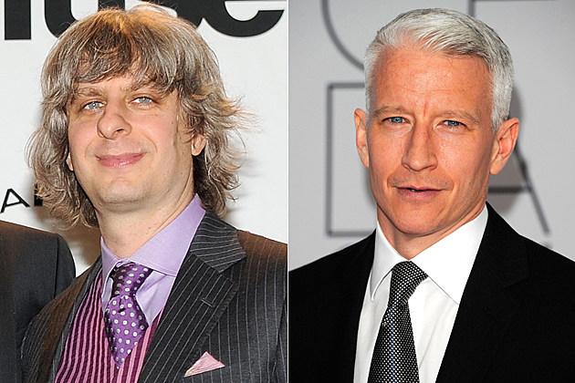 Mike Gordon, Anderson Cooper