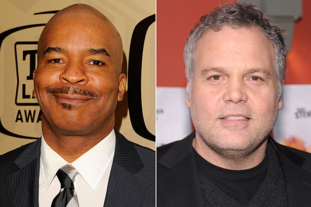 David Alan Grier, Vincent D'Onofrio