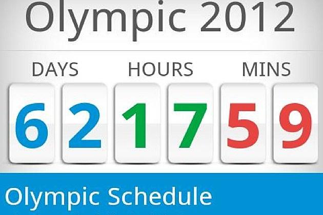 Olympic Calendar App