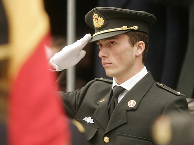 Prince Amedeo of Belgium