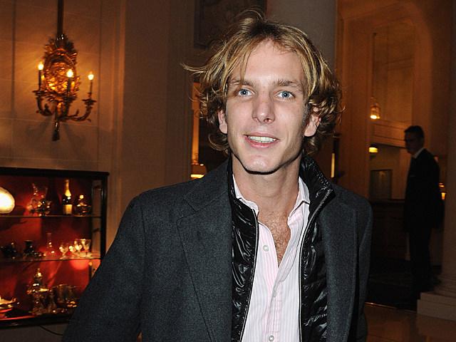 Prince Andrea Casiraghi