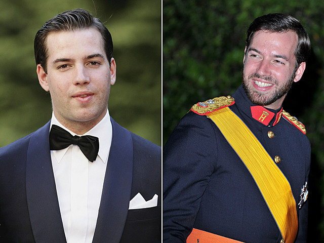 Prince Guillaume of Luxemberg