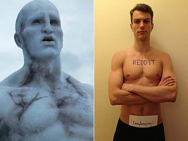 'Prometheus' Alien Daniel James/Twiss