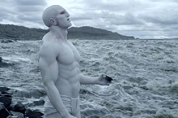 Sacrificial Engineer in 'Prometheus'