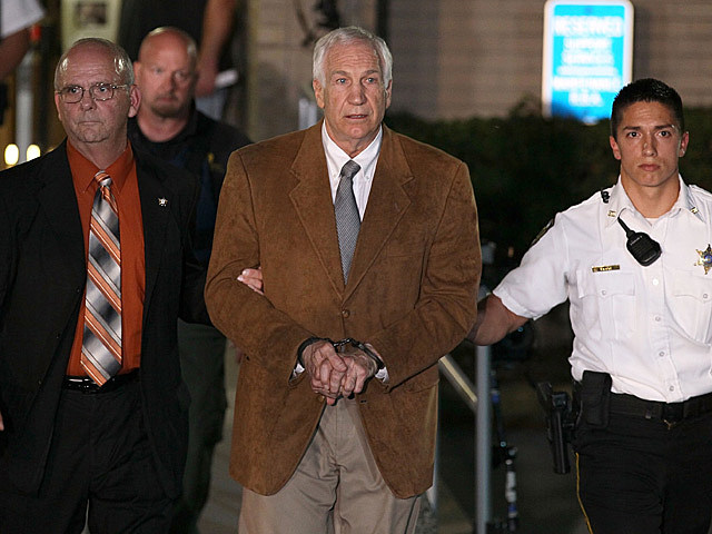 Jerry Sandusky Convicted