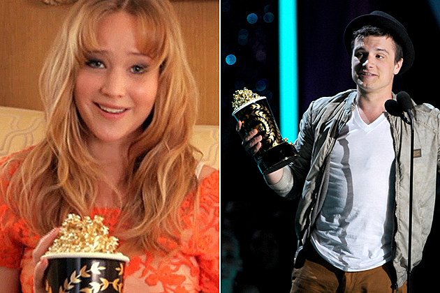 'The Hunger Games' MTV Movie Awards