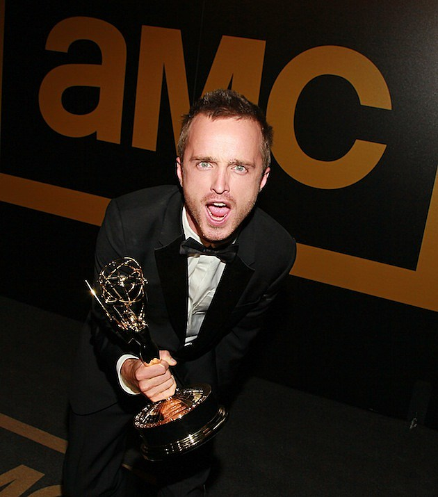 Aaron Paul AMC Emmy After Party