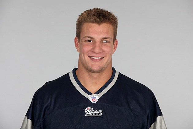 New England Patriots 2011 Headshot