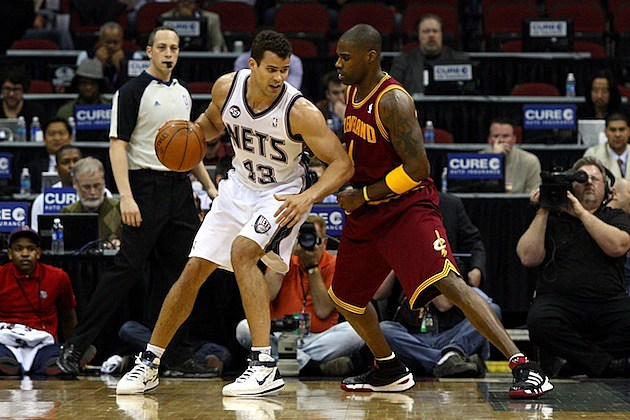 Kris Humphries Cleveland Cavaliers v New Jersey Nets